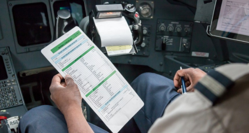 We Use A Checklist When We Fly;  Why Not Use A Mental Checklist When You Invest?