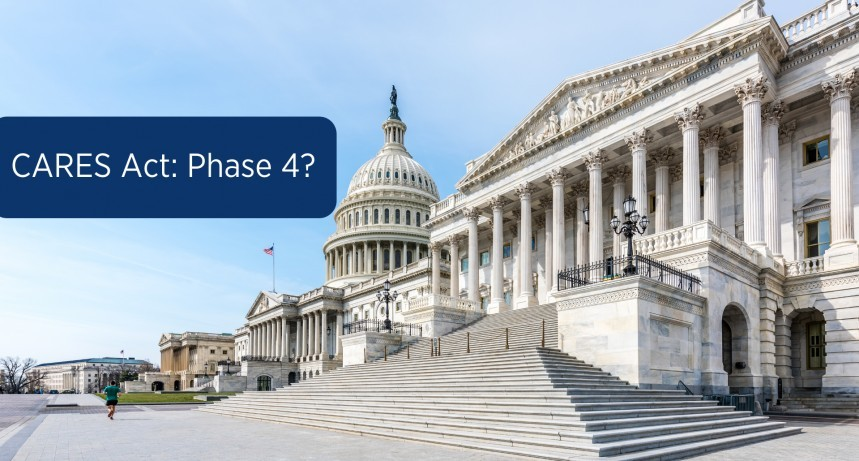 CARES Act: Will There Be a Phase 4?